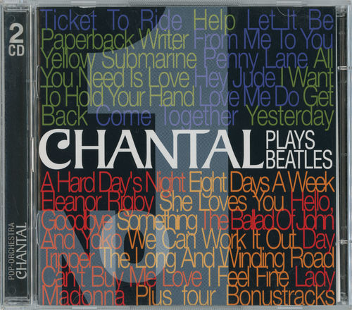 Chantal Plays Beatles No 1's [2 CD-Box]