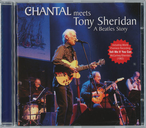Chantal meets Tony Sheridan - A Beatles Story