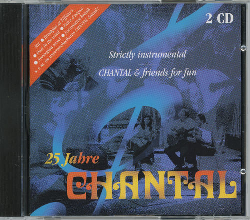 25 Jahre Chantal [2 CD-Box]