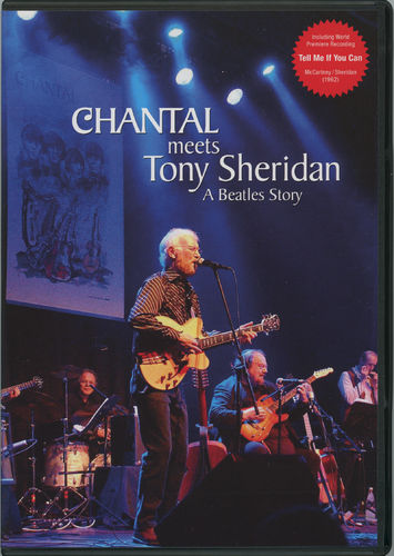 CHANTAL meets Tony Sheridan - A Beatles Story [DVD]